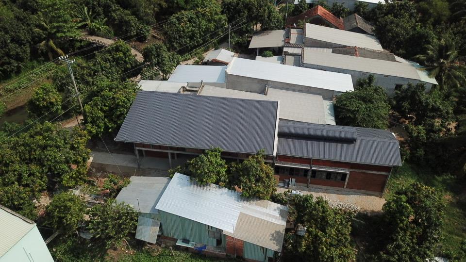 Khánh thành văn phòng HTX Saemaul Bình Phước Xuân